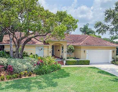 Estelia Mesimer has seen an increase in residential real estate sales in 2012. This home at 6000 51st St Saint Petersburg, which was originally listed at $549,000, sold earlier this month.