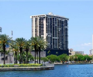 Bayfront Tower St Petersburg