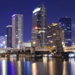 Tampa Bay Skyline