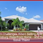 St. Petersburg FL Waterfront Homes for Sale