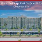 UNDER CONTRACT! 6020 Shore Blvd S Apt 1101 Gulfport FL 33707│Condo for Sale