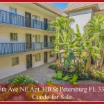 Condos for Sale in St Petersburg FL