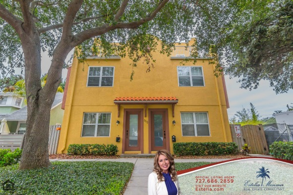 Townhome for Sale in St Petersburg FL