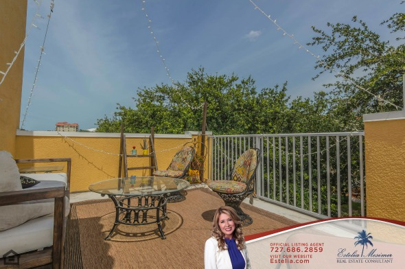 St Petersburg FL Townhome for Sale
