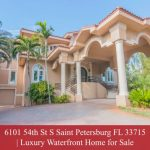 High-end Waterfront Homes for Sale in St. Petersburg FL